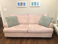 2 Piece Seude Couch & Love Seat Set Langley, V2Y 3J3
