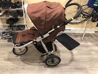 Bumble ride stroller used good condition North Vancouver, V7M 2Y8