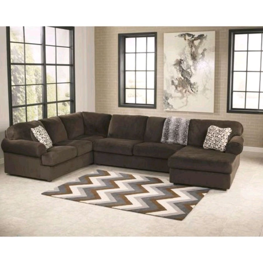 Ashley 3 piece sectional