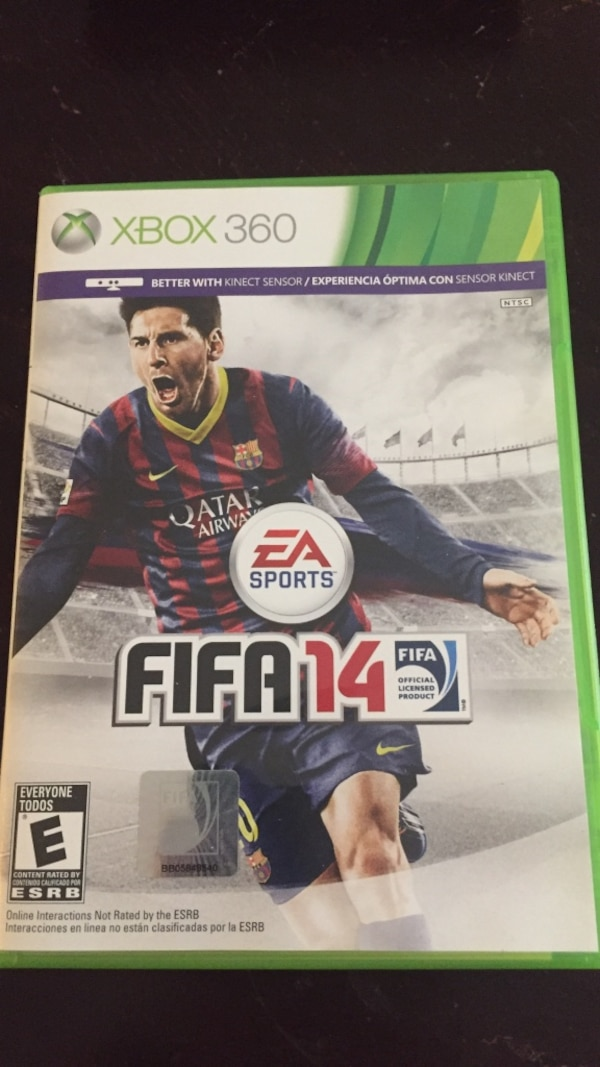 Buy fifa 14 xbox 360 (pre-owned) gameloot.