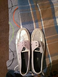 Sperry Top - Sider sequence silver Richmond, 40475