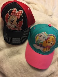 Cap for girl 3/6 years