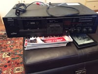 Yamaha  natural sound stereo cassette deck  London, N5X