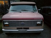 1988 Ford Econoline Van Chesapeake Beach, 20732