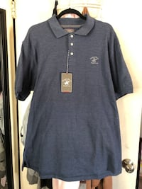 Men's Beverly Hills Polo Shirt-XL Rockville, 20853