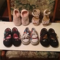 toddler's assorted shoes Ore City, 75683