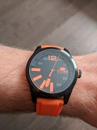 BOSS ORANGE Men's watch Toronto, M5G 2C2