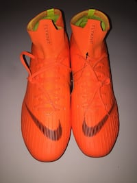 Brand new orange Nike Mercurial Superfly 6 Pro FG! Soccer cleats North Chesterfield, 23236