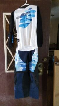 Motocross top and pants