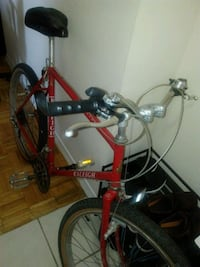 Red Raleigh Rocky 2 mountain bike Toronto, M1J
