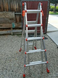 red and gray metal ladder West Jordan, 84088