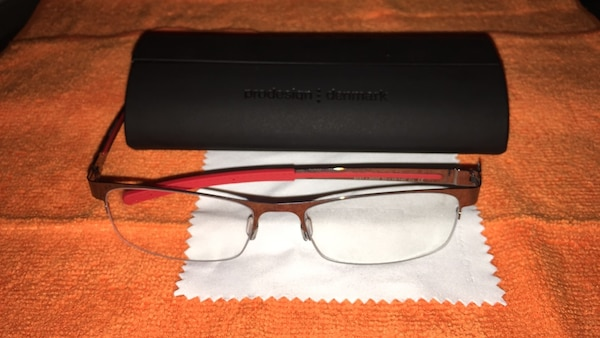 def98d9b2c Used ProDesign Denmark 6121 Semi-Rimless Eyeglasses for sale in Cary ...