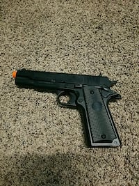 black semi-automatic airsoft pistol Hyattsville, 20783