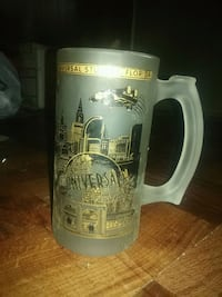 Gold plated collectable mug fromUniversal Studio Vine Grove, 40175
