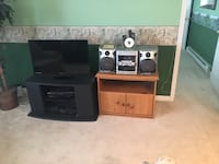 black and gray home theater system Charles Town, 25414