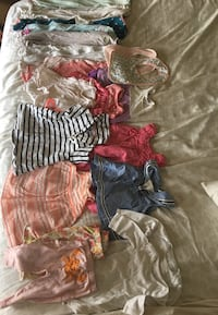 Baby girls 6-9months clothing lot Gore, 26711