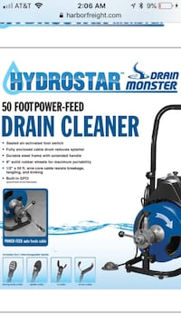 Commercial drain cleaner  Rocky Point, 11778