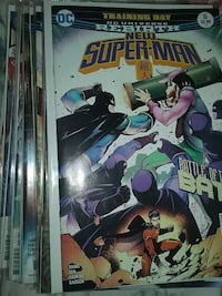 New Super-Man issues 8-24 in near-mint condition Oak Harbor