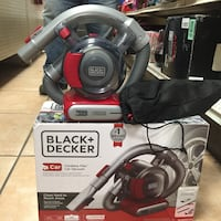 Black and Decker car vacuum missing charger $10.00 Bakersfield, 93307