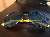 *NEW* Scuderia Ferrari Men's Ray-Ban Sunglasses Oakville, L6M