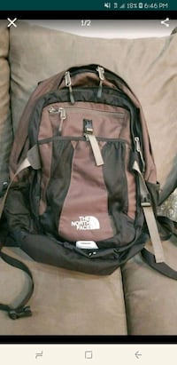 North face backpack Allentown, 18103