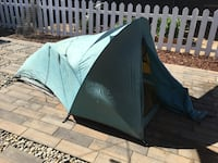 black and blue camping tent Bakersfield, 93309