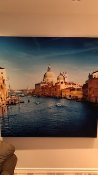 Large Wall Print Venice