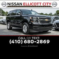 2019 Chevrolet Tahoe LT Ellicott City