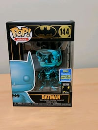 Batman 80 Year Chrome San Diego Comic Con Pop Guelph, N1L 1C3