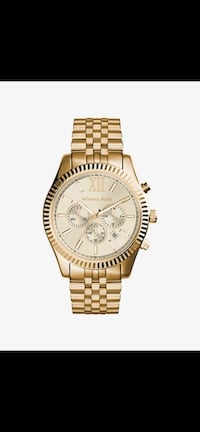 Gold Michael Kors Chronograph Watch Towson, 21204