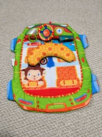 Bright Starts Prop play mat