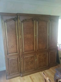 beautiful mahogany entertainment system Germantown, 20874