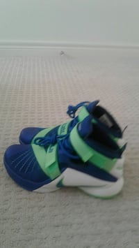 LeBron soldier 9 basketball shoes Brampton, L7A 0G1
