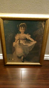 Painting withXlrg frame San Angelo, 76904