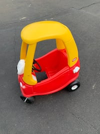 Little Times Cozy Coupe