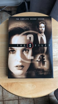 The X-Files Season 2 DVD Laurel