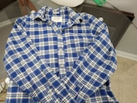 Abercrombie and Fitch Plaid XL Toronto, M6S