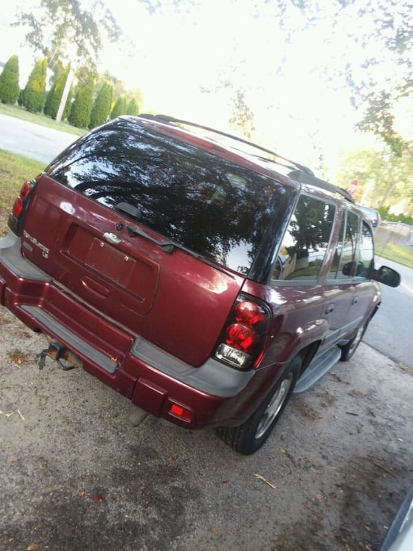 2005 Chevrolet TrailBlazer 3