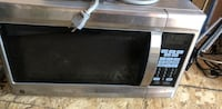 stainless steel and black microwave oven Whitby, L1N 1V4