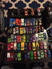 Hot Wheel Lot