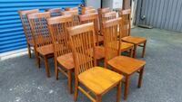 KITCHEN CHAIRS (($25 each )) Forest Hill, 21050