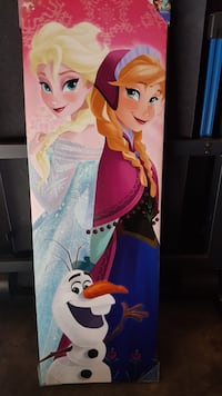 Brand new Frozen poster Lakewood, 90712
