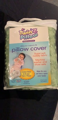 Twin Z pillow cover  Toronto, M1N 1C1