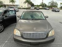 grey cadillac deville Palm Bay, 32907