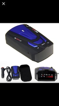 360° Laser Radar Detector Comes With 1 Year Warranty (BRAND NEW) Surrey, V3T
