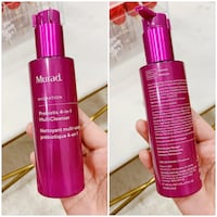 PICKUP ONLY - MURAD PREBIOTIC 4-IN-1 MULTICLEANSER - 148 ML Toronto, M4B 2T2