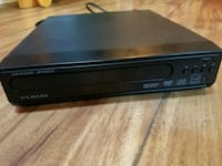 black Sony DVD player with remote Eugene, 97401
