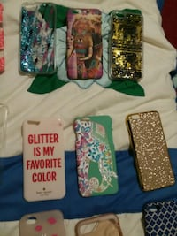 four assorted color iPhone cases Georgetown, 40324