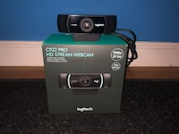 Logitech Webcam (great for streaming) Los Angeles, 90045