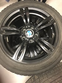Winter tires for BMW X1 & 3-series Laval, H7L 6A3